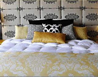Decorar habitaciones septiembre 2012 - Dormitorios empapelados ...