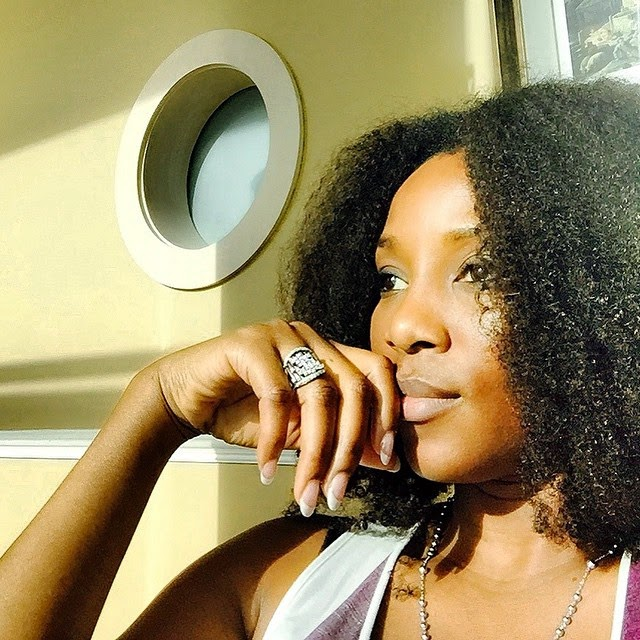 Genevieve Nnaji Arrives in New York a Day After Receiving Chieftancy Title