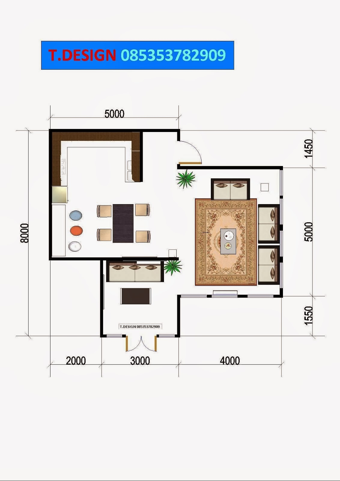2D(FOYER,FAMILY,KITCHEN)