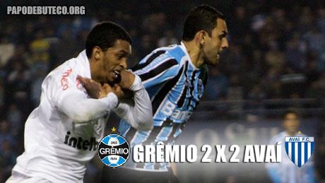 Jogo polêmico entre Grêmio e Avaí, com vários erros de arbitragem