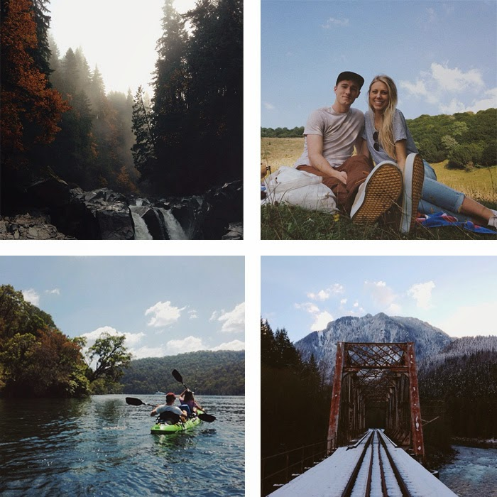 Favourite Instagram Accounts to Follow for Adventure from the blog Melody Mackereth and the Glorious Bandits: @shonlowe