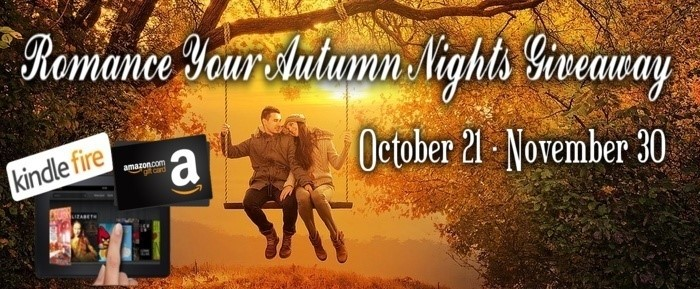 Romance Your Autumn Nights Giveaway