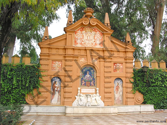 Sevilla jardines de murillo for Jardines de murillo