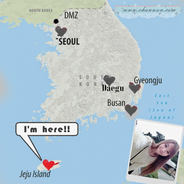 how to get to jeju island from busan