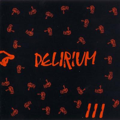 Delirium - III (Viaggio Negli Arcipelaghi del Tempo) 1974 (Italy, Symphonic Prog)