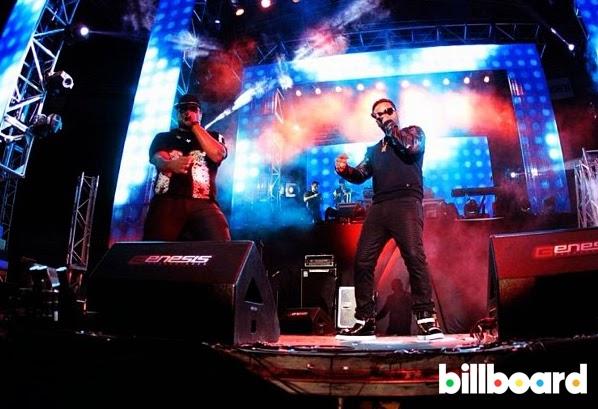 Zion y Lennox La Botella Billboard Magazine 2013 Motivan2 Album disco 2014 Realeza Urbana Magazine