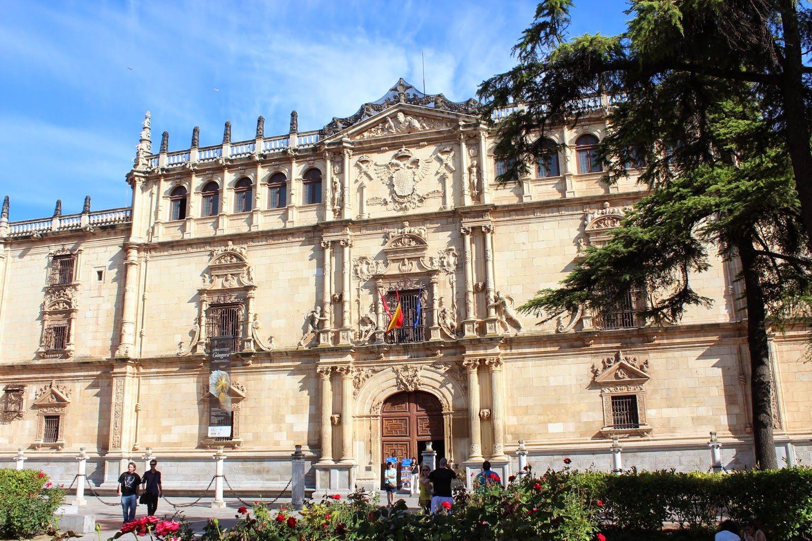Colegio Mayor de San Idelfonso. Universidad de Alcalá de Henares