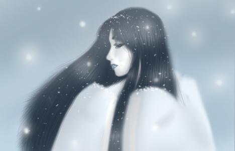 Yuki Onna, Legenda Hantu Wanita Salju Jepang