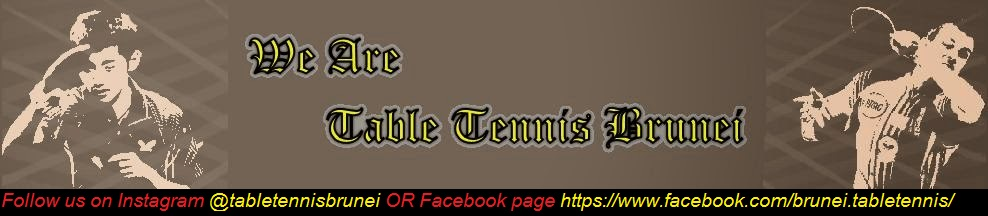 TABLE TENNIS BRUNEI