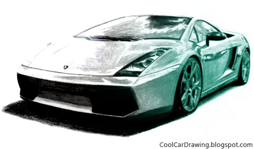 Cool Car Drawings: Draw a Futuristic Car - Like a Pro