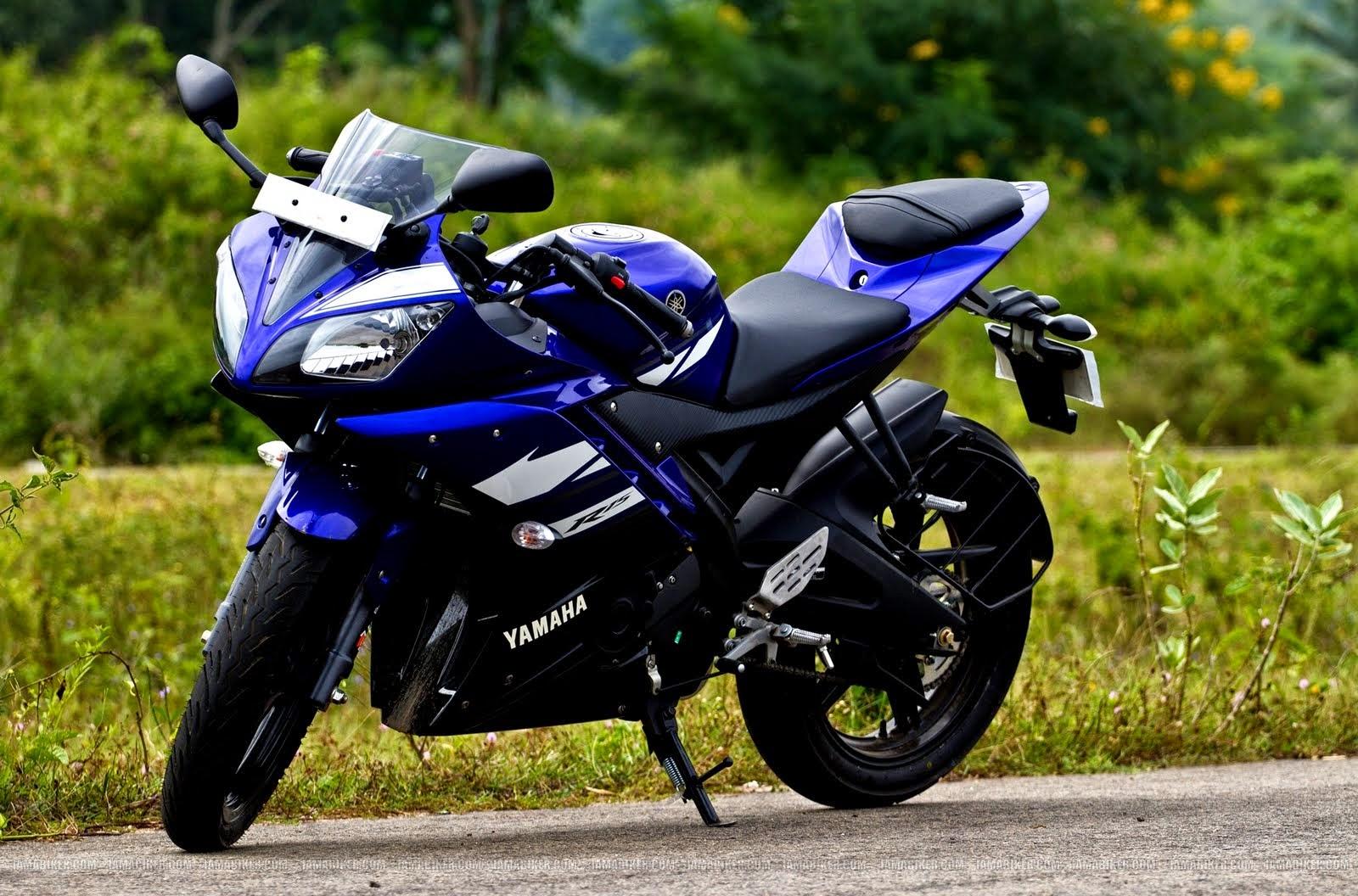 Harga Yamaha R15 - Otogrezz