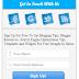 Widget Kotak Berlangganan Dengan Social Icons
