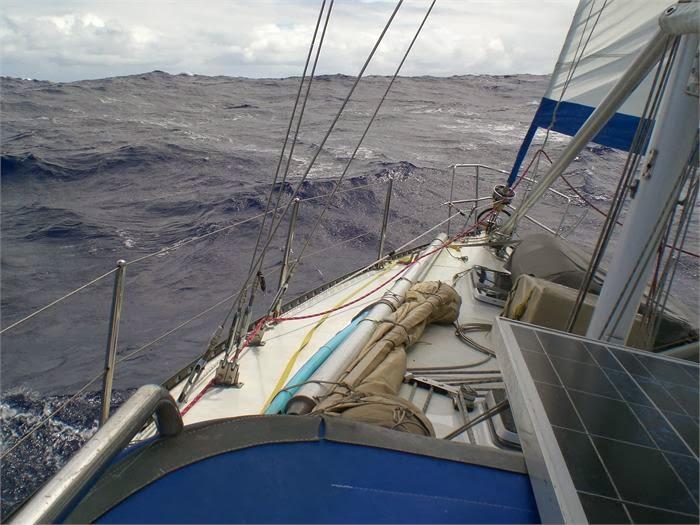 The Naked Sailor - Ocean40
