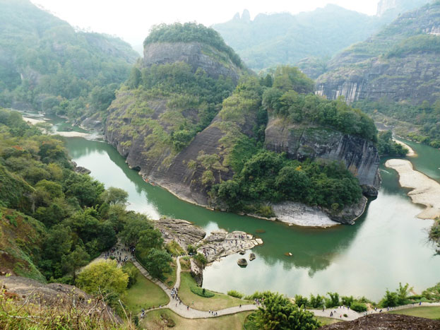 Mount Wuyi China