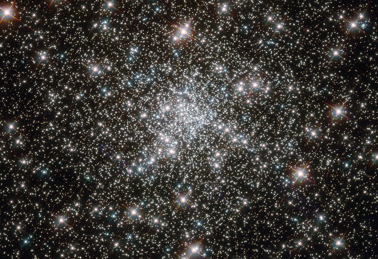 star clusters hubble - photo #9