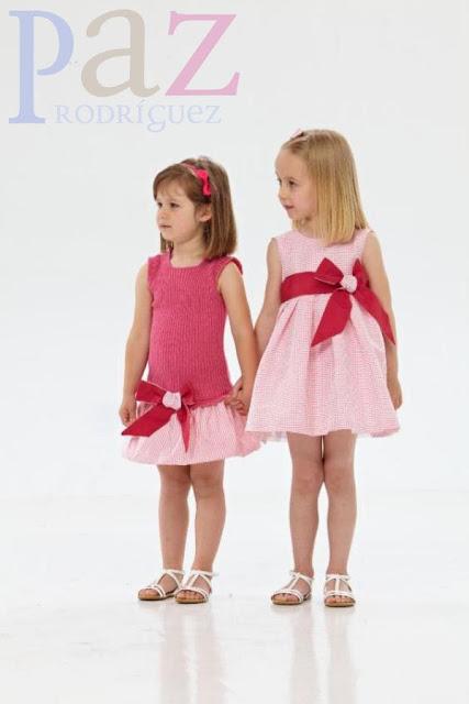 Paz Rodriguez ropa para niños