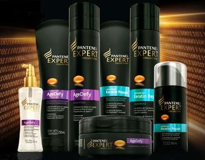 nova linha de produtos Pantene Expert Collection Age Defy e Keratin Repair preço