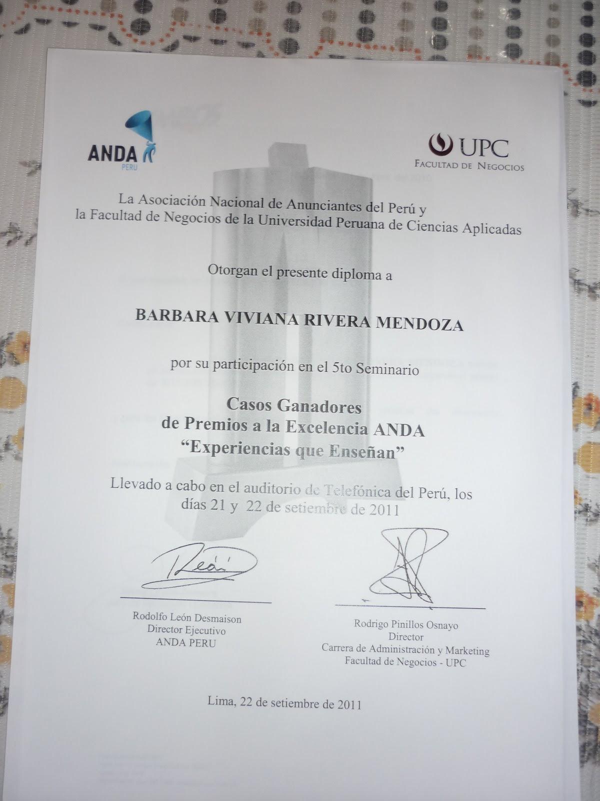 Perfil Profesional: CV Documentado
