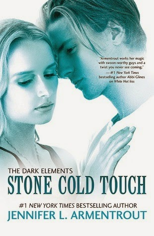 Review: Stone Cold Touch by Jennifer L. Armentrout