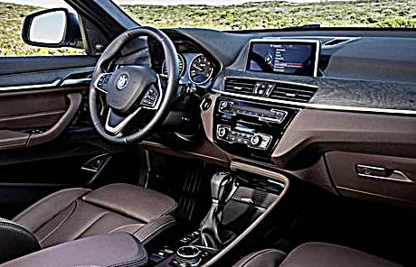 2017 BMW X2 Cross-Coupe
