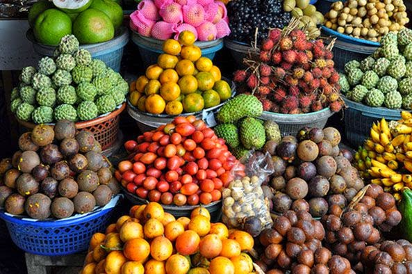 Bedugul Fruits and Vegetables Market, places of interest