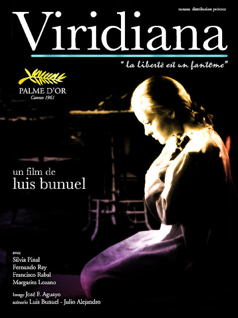viridiana, directed by luis bunuel