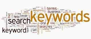 cara menentukan judul artikel dan keywords