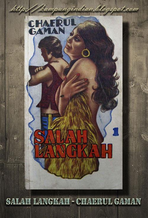 Kampung Indian Novel Tempo Doeloe Chaerul Gaman Salah Langkah