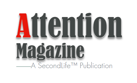 Editor and Photographer for Attention Magazine