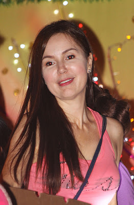 Pinay Bold Actress Cristina Gonzales Hot Sexy Cute