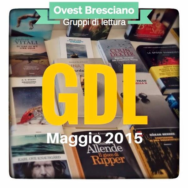 Gruppi di Lettura - Maggio 2015