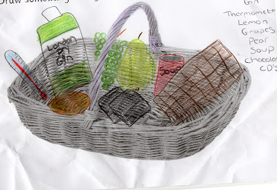 Grandma's Sick Basket