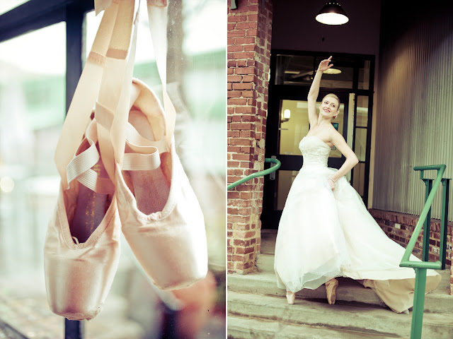 Ballerina Bride - Kelly Is Nice Photography | www.kellyisnice.com
