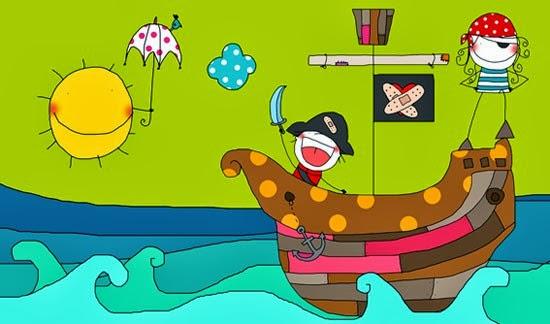 Os Piratas da Ría somos. . .