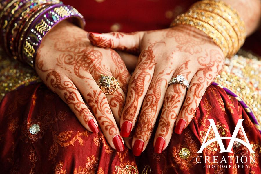 Mehndi Ceremony Gifts : Latest pakistani indians arabic mehndi design jewelry