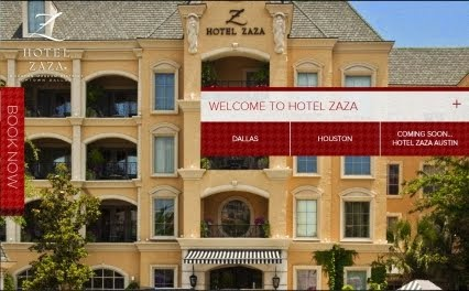 Hotel Zaza Houston TX