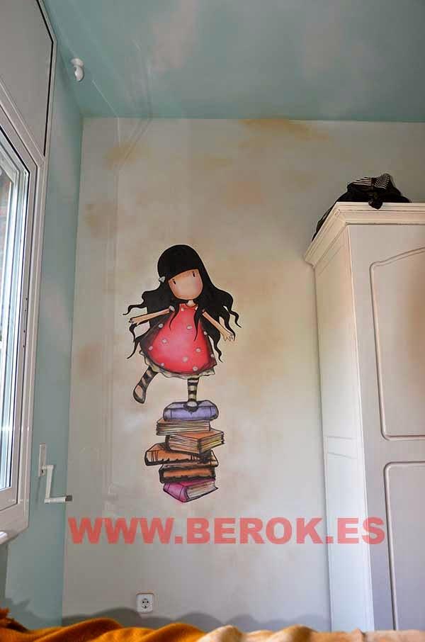 Graffitis para niña