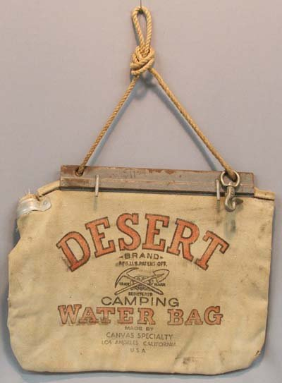 Canvas Water Bags 15
