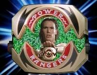 Power Rangers Morphing