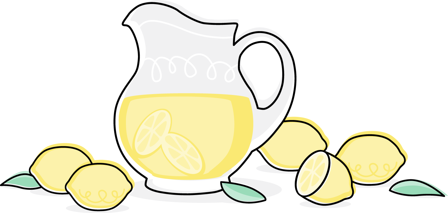 Image Gallery Lemonade Template