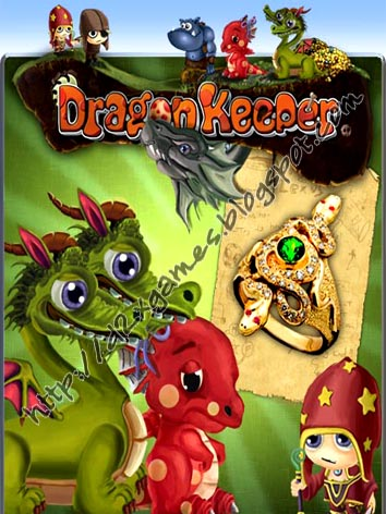 Free Download Games - Dragon Keeper