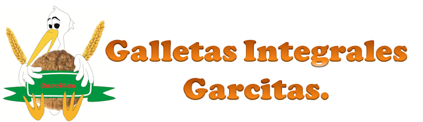 Galletas Integrales Garcitas.