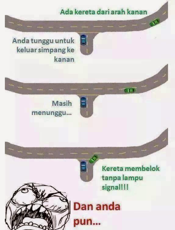 signal kereta