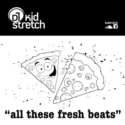 DJ Kid Stretch - All These Fresh Beats (2014)