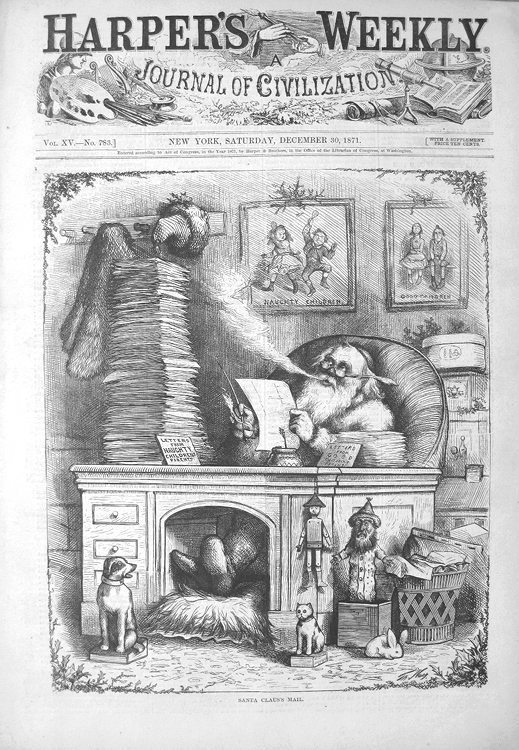thomas nast essay Highly influential german-american political cartoonist nast was a highly influential german-american political cartoonist who was active for most of.