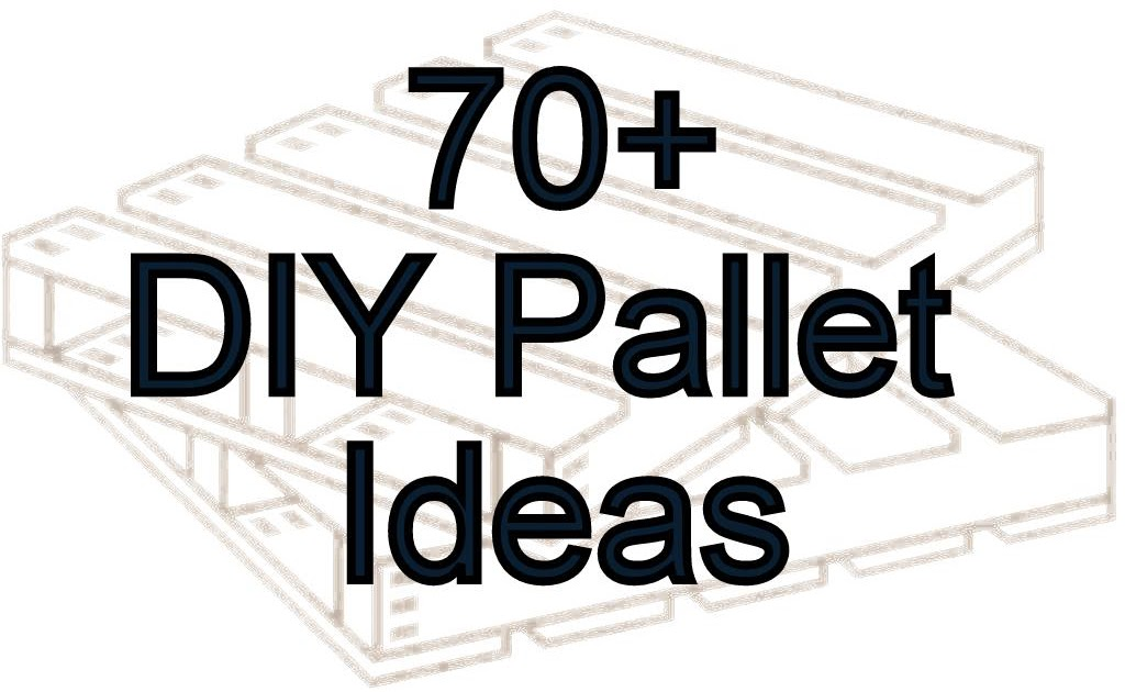 Diy crafts other projects 70 pallet craft projects for 70 diy pallet ideas