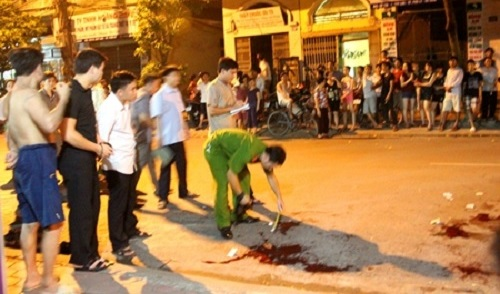 Gia Lai: Vận động đối tượng giết người ra đầu thú