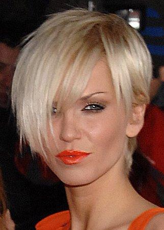 Short Hairstyles Celebrity 2012
