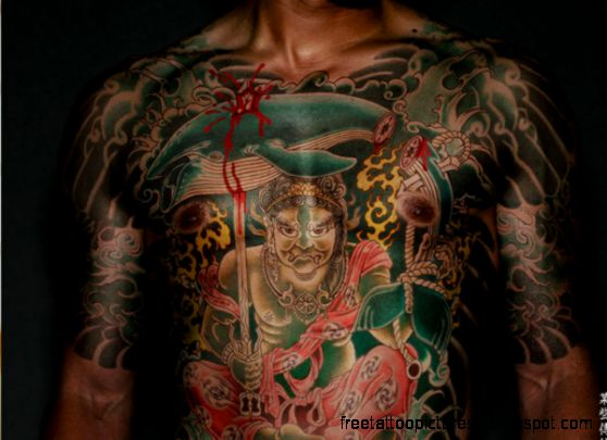 25 Breathtaking Yakuza Tattoo Designs   SloDive
