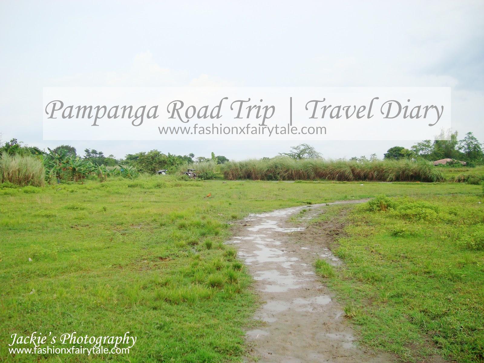 Pampanga Road Trip (Part I) | Travel Diary